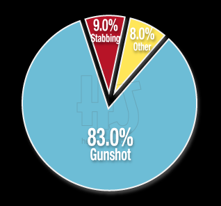 Cause of Death | Chicago Homicides & Murders