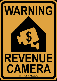 Warning Revenue Camera