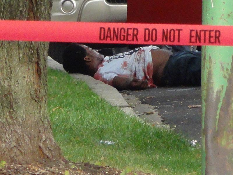 Homicide 100 E 120st