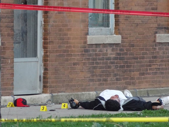 Homicide: 28th & Kevdale, Little Village, Chicago