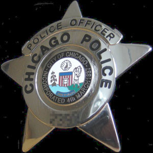Chicago Police Badge