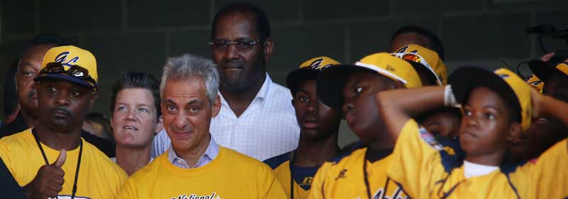 Rahm, JRW and Jesse too!