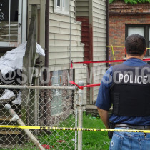 Homicide: 8400 S Colfax Ave, Chicago