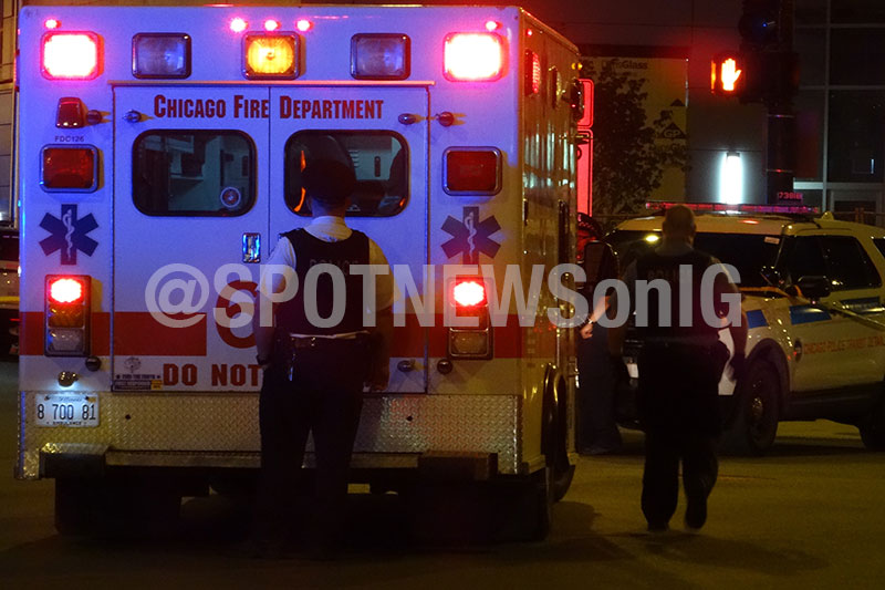 Police Shooting: 1500 N Halsted St