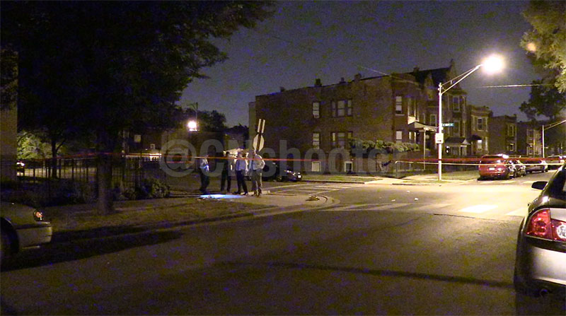 Chicago Homicide: 1800 South Springfield