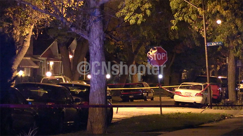 Chicago Homicide: 10600 S Prairie Ave