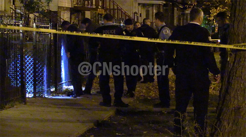 Chicago Homicide: 1400 N Kildare
