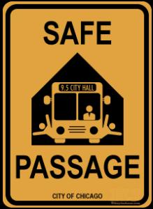 Safe Passage: Under the Bus