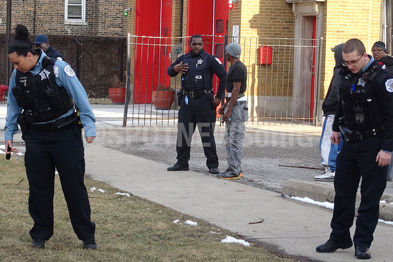 Chicago Shooting: 800 E 91st St