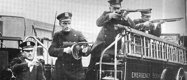 Armed Firemen