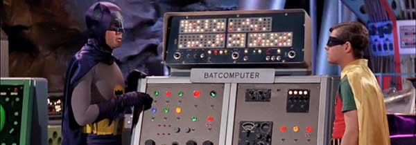 The BatComputer