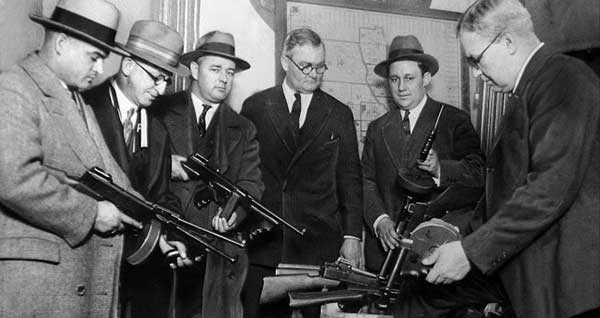 1927 CPD Detectives