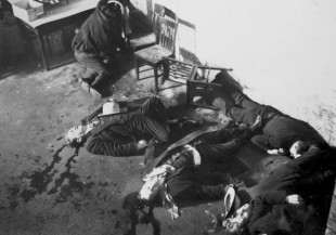 Bodies From St. Valentine's Day Massacre