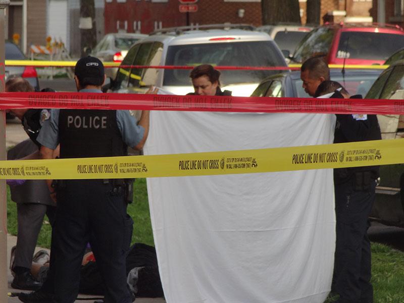 Homicide: 28th & Kevdale, Little Village, Chicago