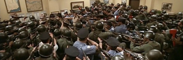 Closing Scene from The Blues Brothers