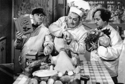 3 Stooges Thanksgiving