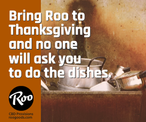 Bring Too to Thanksgiving and no one will ask you to do the dishes.