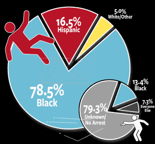 2015 Race of Victim and Attacker