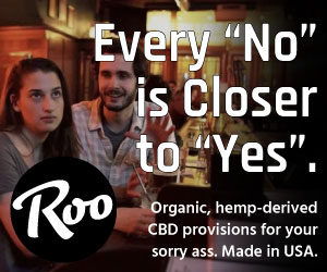 Organic, hemp-derived CBD provisions: RooGoods