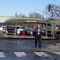 Fatal Accident: 87th & Western, Feb 27, 2015