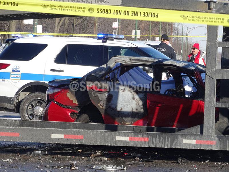 Fatal Accident: 87th & Western, Feb 27, 2015