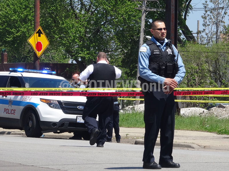 Homicide: 8400 S Commercial