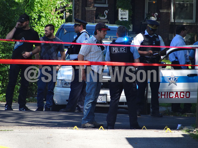 Homicide: 7500 S Ellis Ave, Chicago