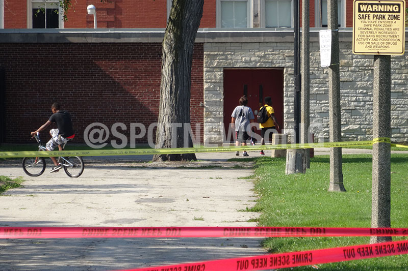 Homicide: 8300 S Baker, South Chicago, Chicago