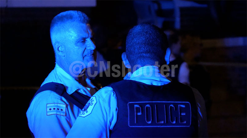 Chicago mass shooting & homicide, 4800 N Kamerling