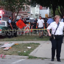 Chicago Shooting: 8300 S Brandon