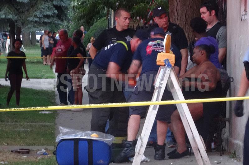 Chicago Shooting: 8300 S Brandon