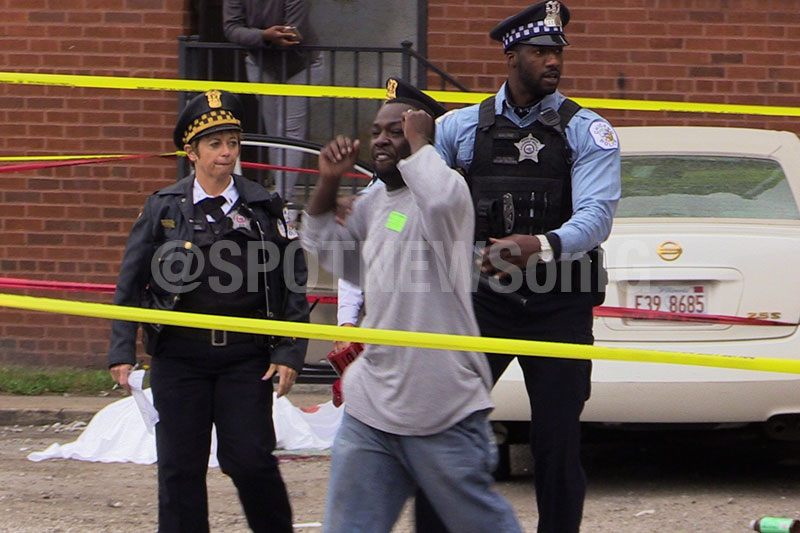 Chicago Homicide: 7200 S Exchange Ave