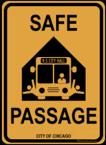 Safe Passage: Under the Bus