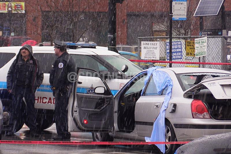 Chicago Homicide 5100 S Halsted