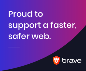 Support the Brave Browser
