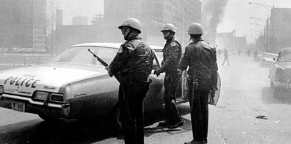 Chicago Police, Cabrini Green, MLK Riots, 1968