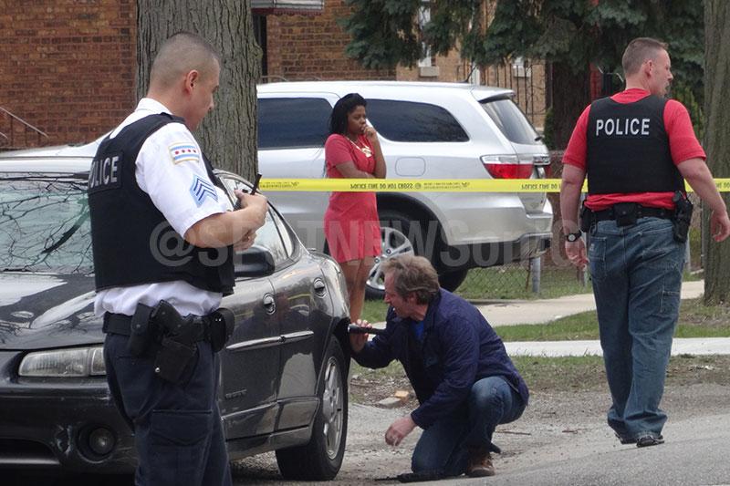 Chicago Shooting: Luella Park