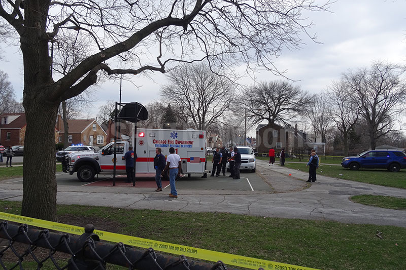 Chicago Shooting: Luella Park