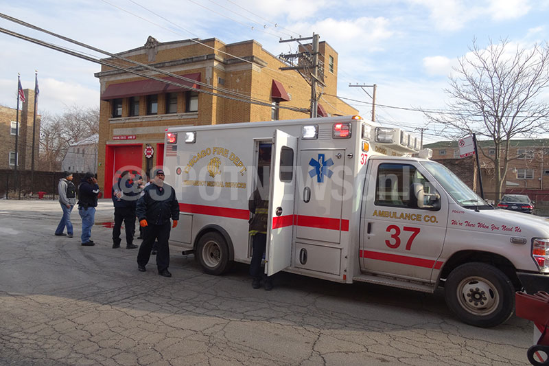 Chicago Shooting: 800 E 91st St