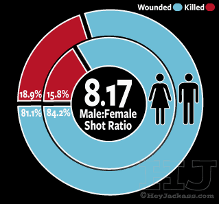 2017 Chicago Gender of Victim