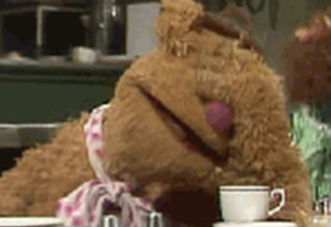 Fozzie Bear Face Palm