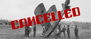Air Show Cancelled
